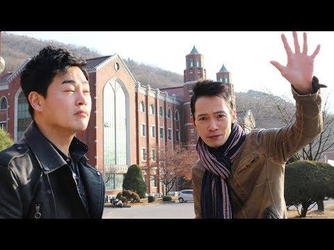 Pasando un día en mi Universidad de Corea