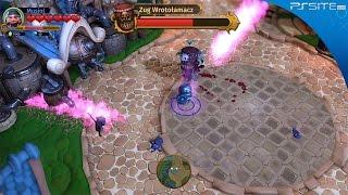 PS Site.com: Fat Princess Adventures | PS4 Gameplay #1