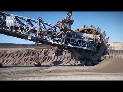 10 Maiores máquinas de mineração do mundo