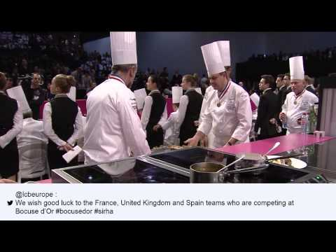 Bocuse d'Or 2015 - Day 1 (4/6)