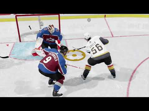 NHL 18 Bending The Rules Of Physics