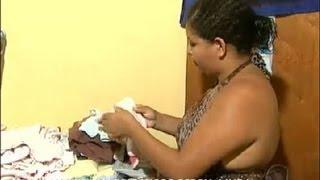 Grávida de quadrigêmeos pede ajuda para sustentar os filhos em Brasília (DF)