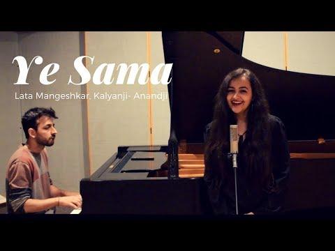 Yeh Sama, Sama Hai Ye Pyar Ka| Jab Jab Phool Khile Songs | Shashi Kapoor | Nanda | Lata Mangeshkar