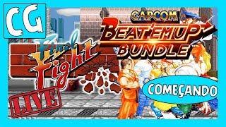 Començando: Final Fight Capcom Beat Em Up Bundle PC
