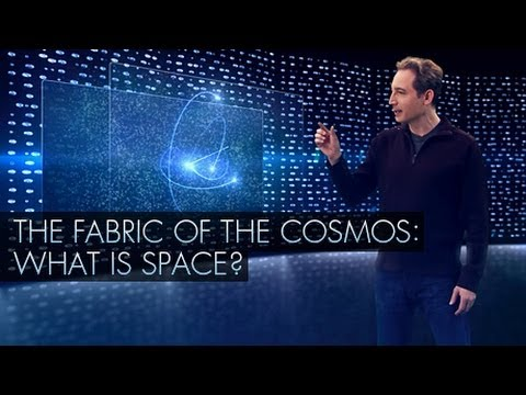 Nova - The Fabric of the Cosmos: What is Space? (Español) Subtitulos
