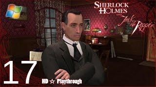 Sherlock Holmes VS Jack the Ripper (PC) - Pt.17