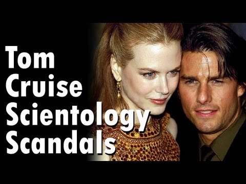 Tom Cruise  And Scientology Inc. Documentary ~one Of The Best Made (Part 1)
