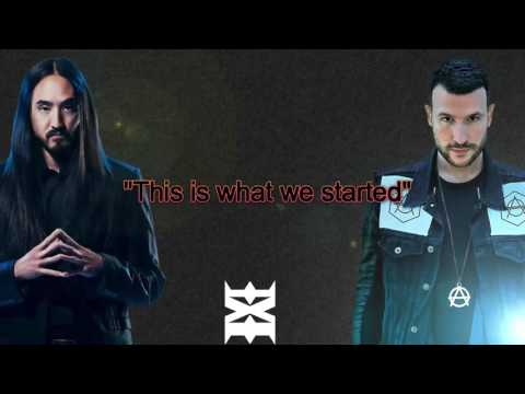Don Diablo & Steve Aoki X Lush & Simon - What We Started ft. BullySongs (Lyrics)