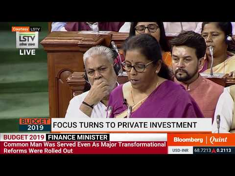 FM Nirmala Sitharaman Presents #Budget2019 & Decoding Budget With Experts