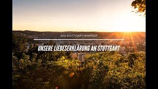 LIEBESERKLÄRUNG AN STUTTGART