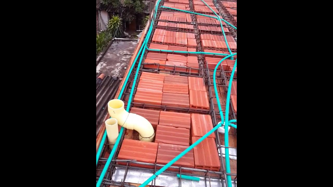Instalacion electrica con tuberia pvc en segundo piso 7 - Tuberia para instalacion electrica ...