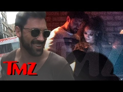 Maksim Chmerkovskiy is totally dodging questions about he and JLo. | TMZ