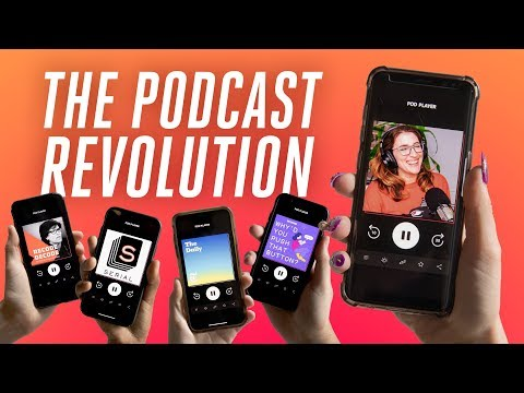 All You Need to Know About Podcasts