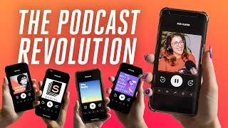 How podcasts became so popular