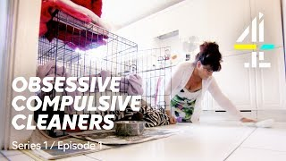 Obsessive Compulsive Cleaners | FULL EPISODE | Series 1, Episode 1