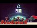 New VR Games - Ropes And Dragons: VR, Fractal, Wacky Wings, Deus Ex: Mankind Divided