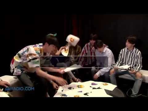(BTS EXCLUSIVE) BTS Use Emojis to React to Everything From Michael Jackson  to Taco Bell