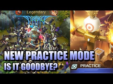 NEW PRACTICE MODE - TEST YOUR BUILD HERE 👨‍🔬
