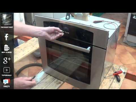 How To Diagnose Faults On A Cooker Or Oven Built In
