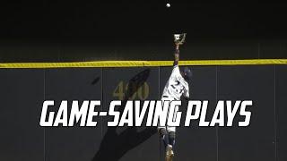 MLB | Game-Saving Plays