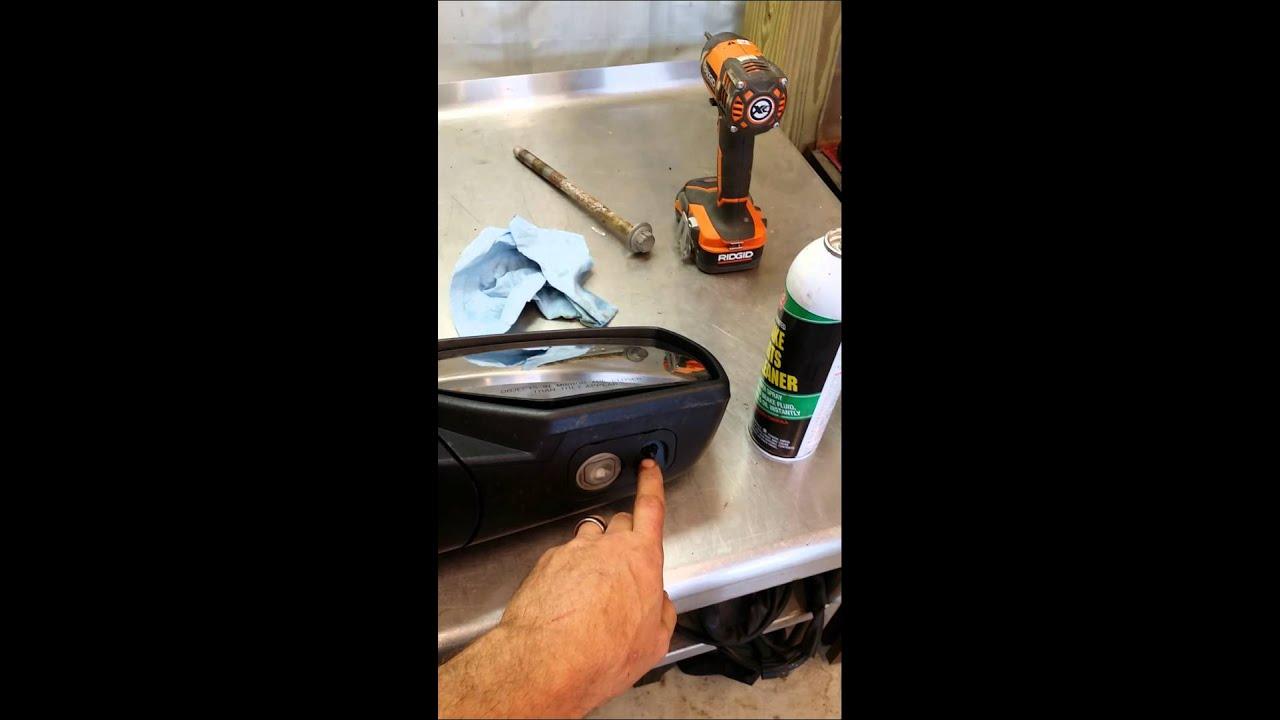 2015 Silverado Sierra Mirror Sensor Youtube Chevy Power Wiring Diagram