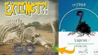 WILL GEN 1 POKEMON BECOME EXTINCT WITH GEN 4 RELEASE?! Kanto Event pokemon go