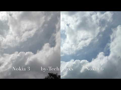 NOKIA 6 vs NOKIA 3 STEADY SHOTS REVIEW