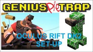 New! Oculus Rift VR DK2 Complete Easy Setup