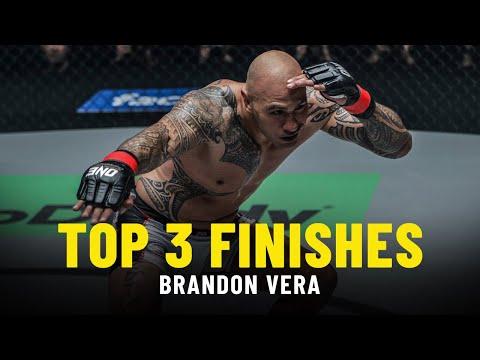 Brandon Vera's Top 3 Finishes