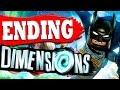 LEGO Dimensions Walkthrough ENDING Final Boss / A LORD ON VORTON & After Credits SECRET ENDING