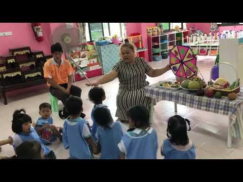 แผนการจัดประสบการณ์การเรียนรู้สำหรับเด็กปฐมวัย หน่วย ผลไม้