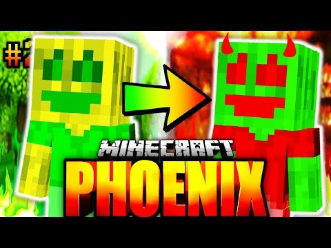 BABY CHAOSFLO's EVOLUTION?! - Minecraft Phoenix #026 [Deutsch/HD]