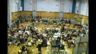 Drew Tretick recording with the London Symphony Orchestra (EPK)