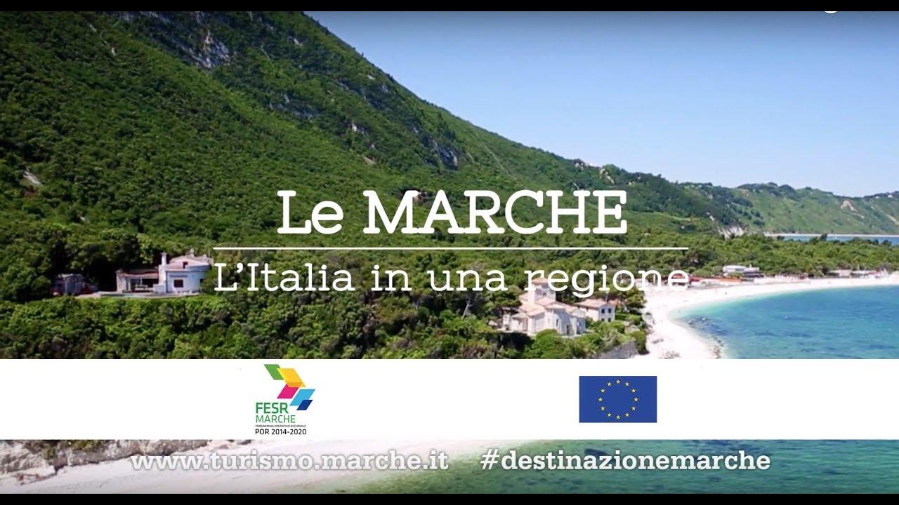 Le Marche - L'Italia in una regione - Mare