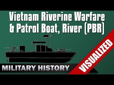 [Vietnam] Riverine Warfare & Patrol Boat River PBR (Documentary)