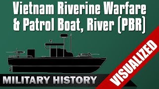 [Vietnam] Riverine Warfare & Patrol Boat River PBR (Documentary)
