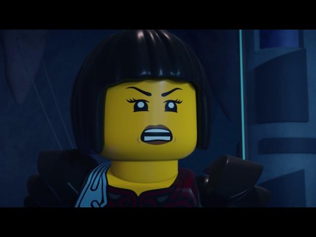 De waarheid aan het licht - LEGO Ninjago - Seizoen 7 episode 7
