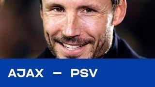 AJAX - PSV | Van Bommel heeft zin in kampioenskraker: