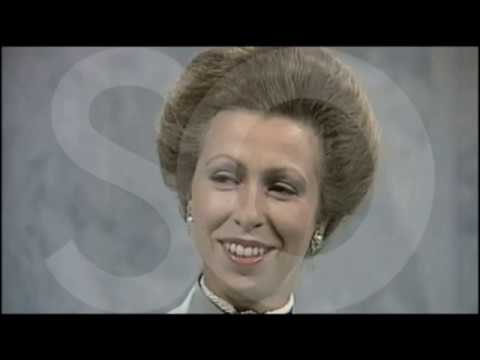 'The Real Princess Anne' Documentary from 2002