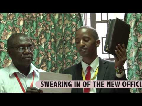 CUEASO 2017 SWEARING IN CEREMONY