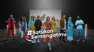 Saatnya #SatukanSemangatmu Untuk Indonesia