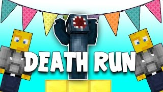 Minecraft - Squiddy Sundays - Death Run W/AshDubh