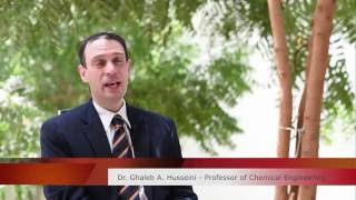 IChemE Awards 2016 Finalist - 'Nanocarriers in cancer treatment', Uni of Sharjah, Brigham Young