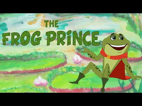 The Frog Prince Full Story | Animated Fairy Tales For Kids