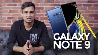 Why Samsung Galaxy Note 9 is Better Than iPhone XS / XS MAX? Full review
