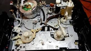 VCR ta'mirlash Panasonic NV-SD20. 1-qism. VHS