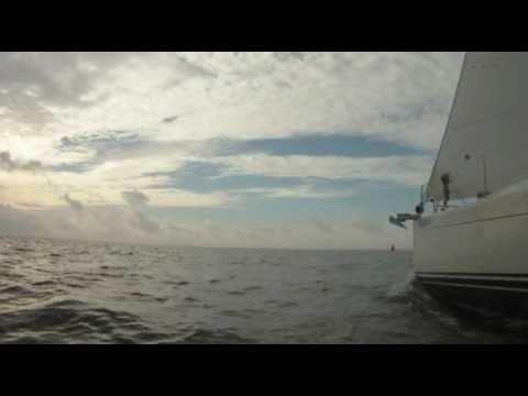 Sailing Django PotC version