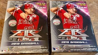 NEW RELEASE:  2019 TOPPS FIRE BOX OPENING!