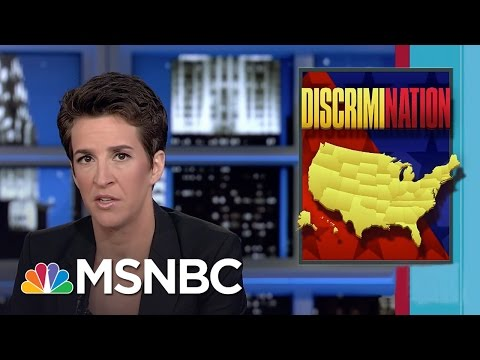Anti-Gay Law Could Cost Mississippi Billions | Rachel Maddow | MSNBC