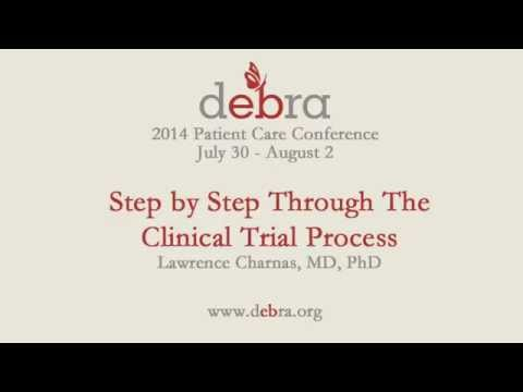 Step by Step Through the Clinical Trial Process - 2014 PCC